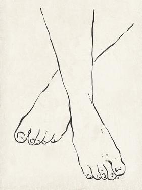Foot Steps by Clara Wells