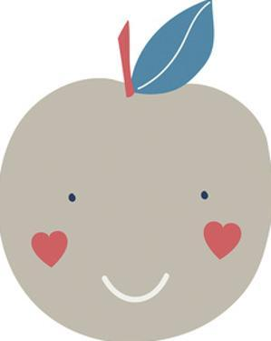 Happy Apple by Clara Wells
