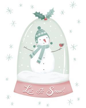 Let it Snow by Clara Wells