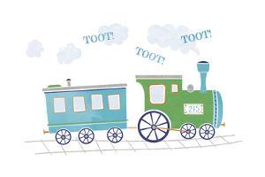 Mini Motors - Toot Toot! by Clara Wells