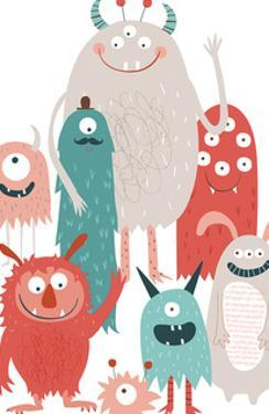 Monster Party by Clara Wells
