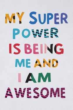 My Power by Clara Wells