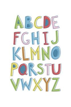 Playful Type by Clara Wells