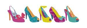 Shoe Collection by Clara Wells