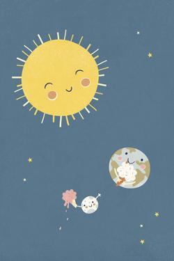 Solar Sundae by Clara Wells