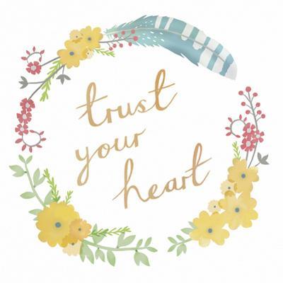 Wild Garden - Trust by Clara Wells