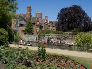 Clare College, Cambridge, Cambridgeshire, England, United Kingdom, Europe