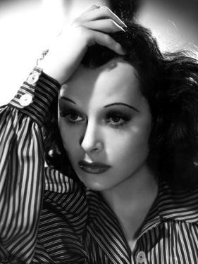 Hedy Lamarr, 1939 by Clarence Sinclair Bull