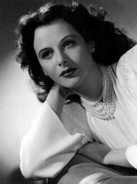 Hedy Lamarr, 1942 by Clarence Sinclair Bull