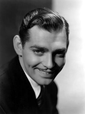 Clark Gable, February 12, 1935