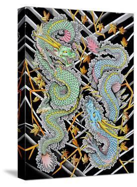 Ascending & Descending Dragons by Clark North