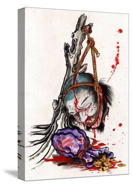 Blood Money by Clark North