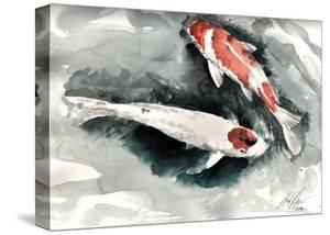 Gertal Pond Koi by Clark North