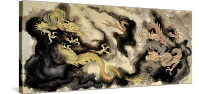Heavenly Dragons by Clark North
