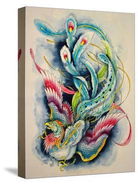 Hou-Ou Firebird by Clark North