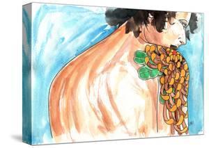 Lady Chrysanthemum by Clark North