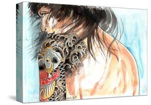 Lady Kintaro by Clark North