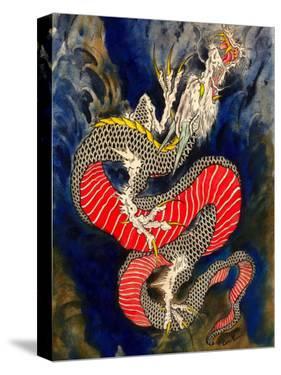 Rising Dragon by Clark North