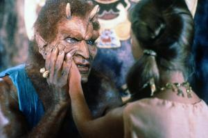 CLASH OF THE TITANS, 1981 directed by DESMOND DAVIS Neil McCarthy is Calibos (photo)