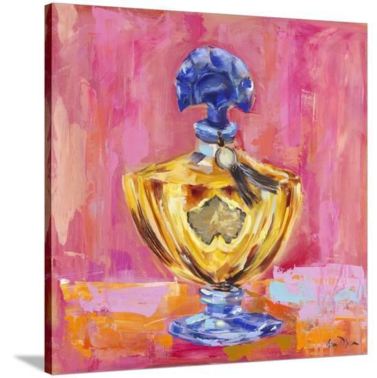 Classic & Classy II-Amy Dixon-Stretched Canvas