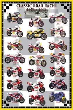 Classic Road Racers 1973-2002