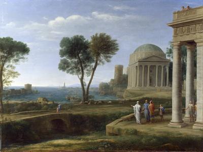 Aeneas in Delos