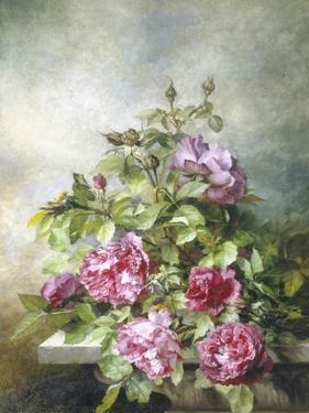 Romantic Roses by Claude Massman