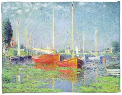 Argenteuil, circa 1872-5 by Claude Monet