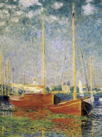Argenteuil by Claude Monet