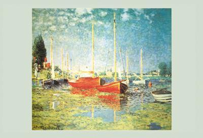 Argenteuil by Claude Monet