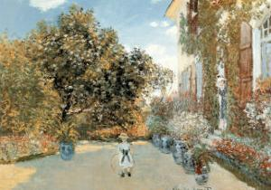 Artist's House Maison de L'Artiste by Claude Monet