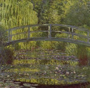 Bassin aux Nympheas by Claude Monet