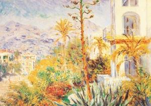 Bordighera by Claude Monet