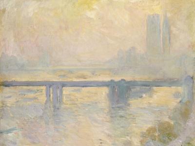 Charing Cross Bridge, 1903