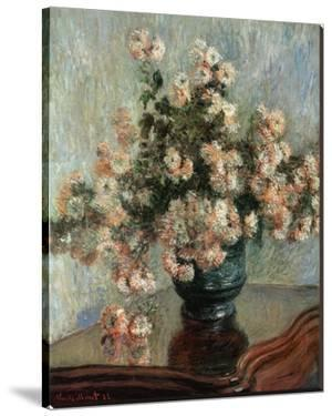 Chrysanthemums, c.1882 by Claude Monet