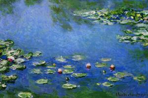 Claude Monet Water Lilies Nympheas by Claude Monet