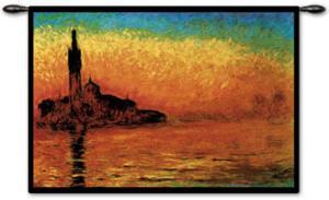 Evening Venice by Claude Monet