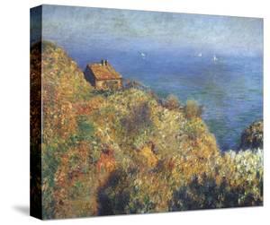 Fisherman's Lodge at Varengeville by Claude Monet