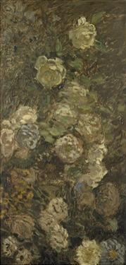Flowers, Between 1860 and 1912 by Claude Monet