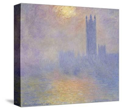 Houses of Parliament by Claude Monet