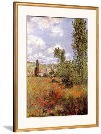 Ile St. Martin by Claude Monet