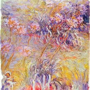 Impression: Flowers by Claude Monet
