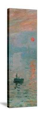 Impression, Sunrise, c. 1872 (detail) by Claude Monet
