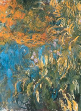 Iris, 1914-1917 by Claude Monet