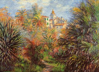 Jardin de Bordighera by Claude Monet