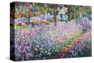 Jardin de Monet by Claude Monet