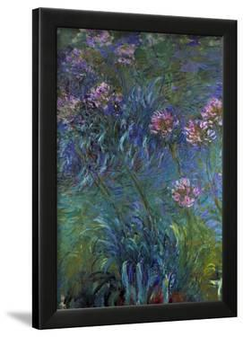 Claude Monet Jewelry Lilies Art Print Poster