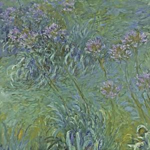 Jewelry Lilies by Claude Monet