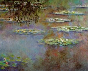 L'Etang Aux Nympheas by Claude Monet