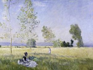 L'ete (Summer) by Claude Monet